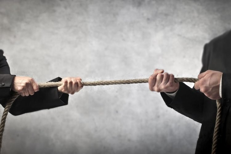 workplace conflict is expected and unavoidable.