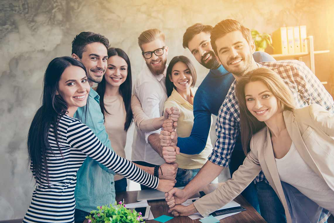 In-house HR team showing better workplace culture